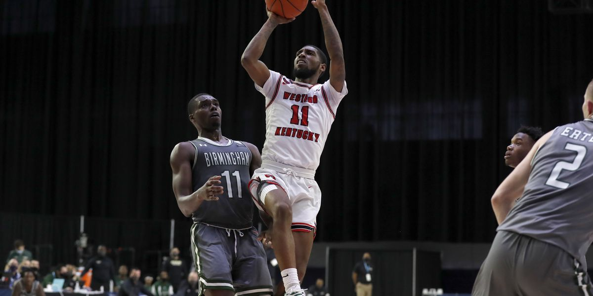 UAB falls short in 64-60 loss to Western Kentucky in CUSA Tournament