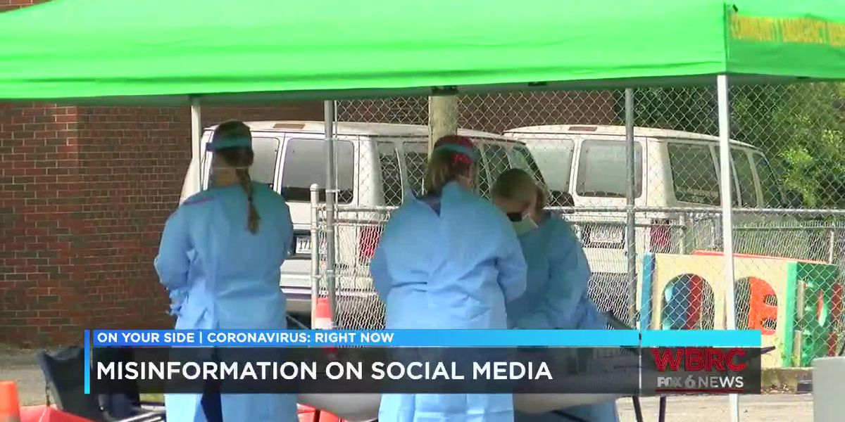 Alabama health leaders are combating miss information through social media