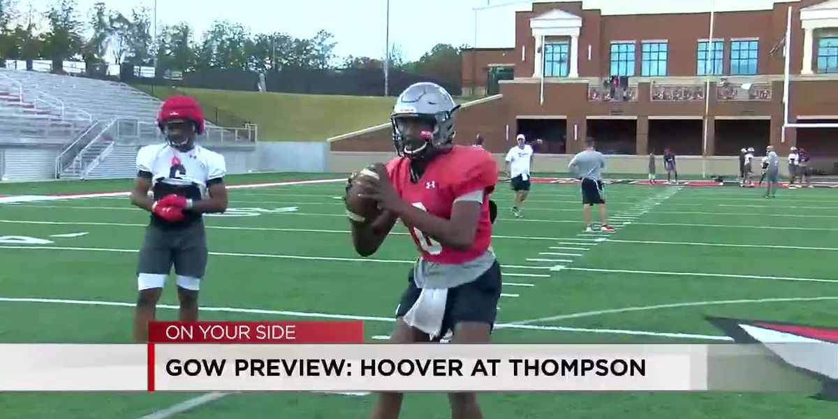 Sideline Game of the Week Preview: Hoover at Thompson