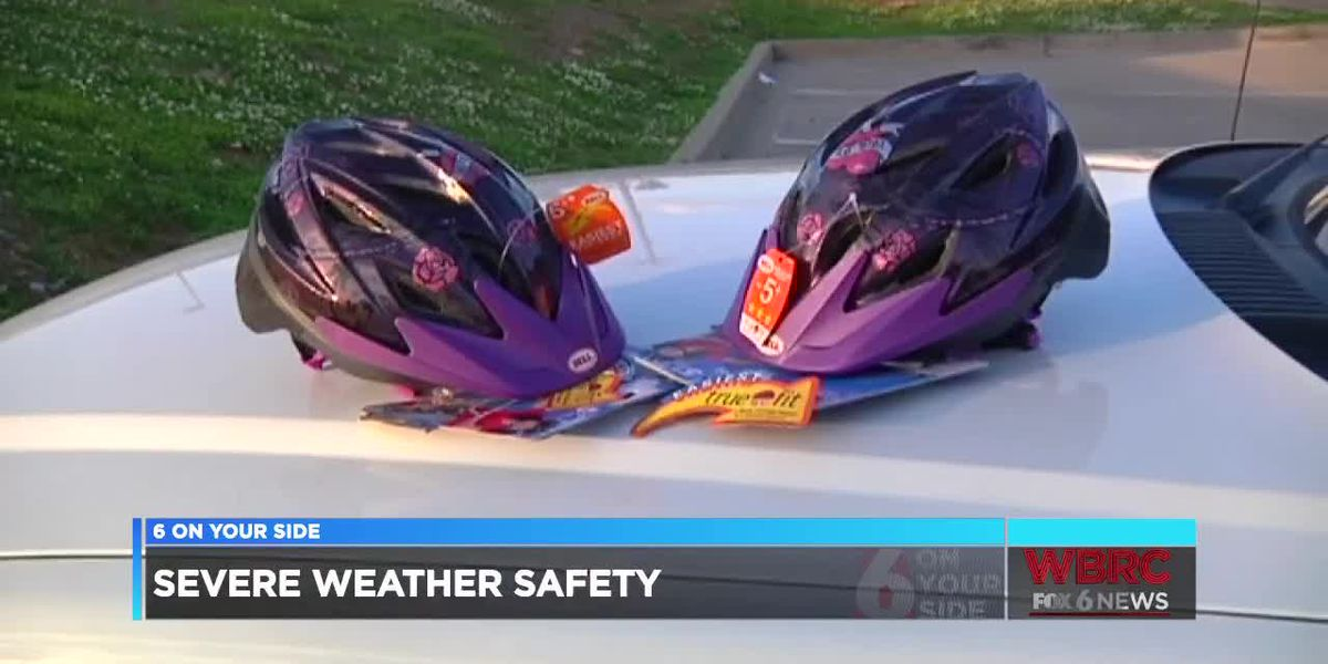 Father works to help save lives during severe weather season