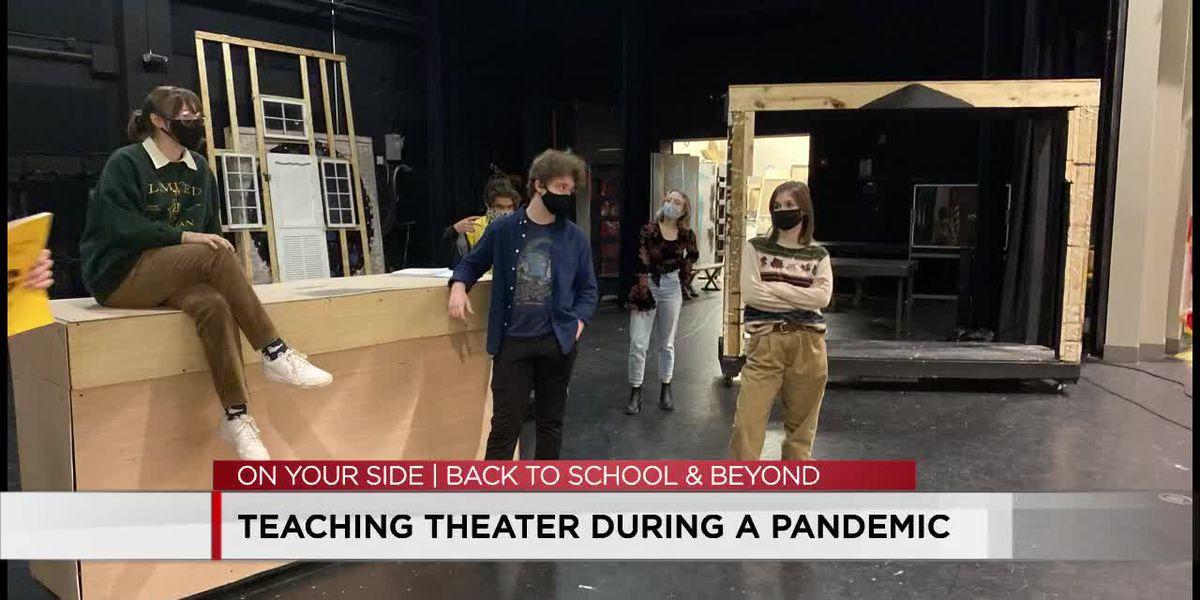 Theatre Teachers discuss preparing for plays in a pandemic