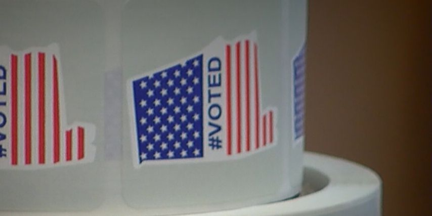 Is it legal to switch from absentee to in-person voting in Alabama after you've requested an absentee ballot?