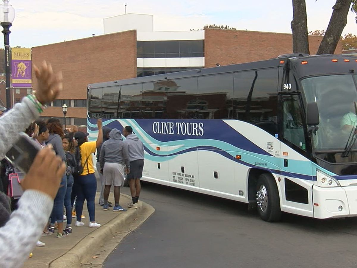 Miles College leaves for Div. II Playoffs