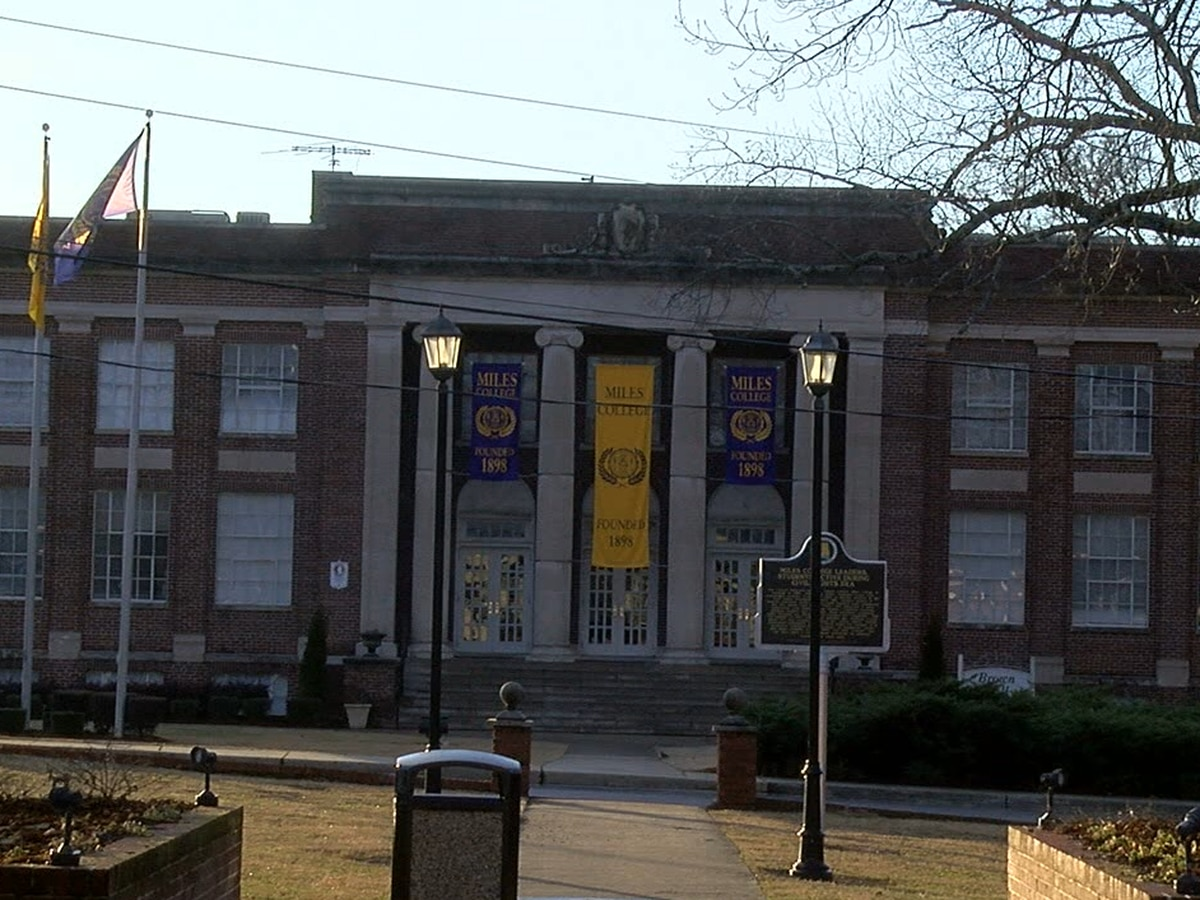 Miles College names new interim president