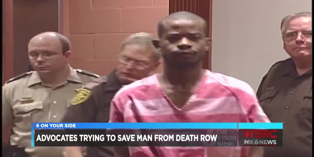 With days to live, a push to spare death row inmate's life