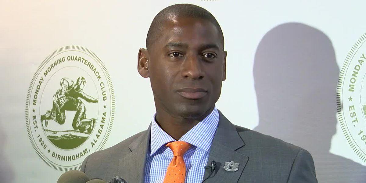 "Auburn's Director of Athletics on Malzahn: ""My job is to support him"""