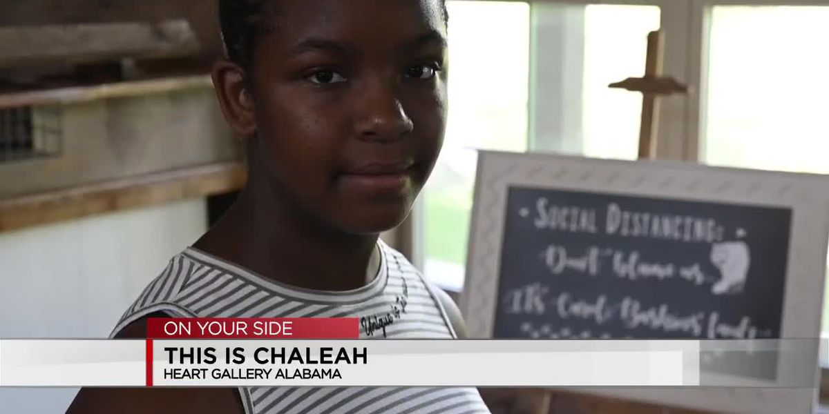 Heart Gallery Alabama: Chaleah