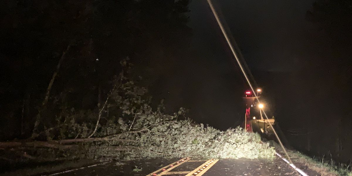 More than 260K without power as Zeta impacts Alabama