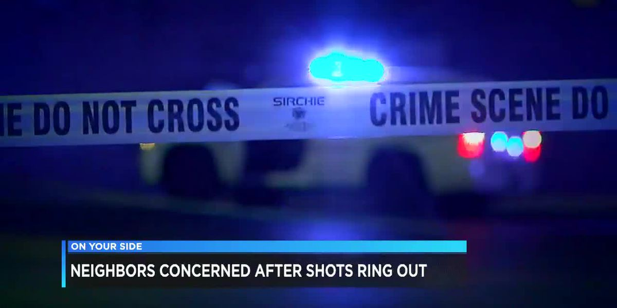 Neighbors concerned after shots ring out in Grayson Valley
