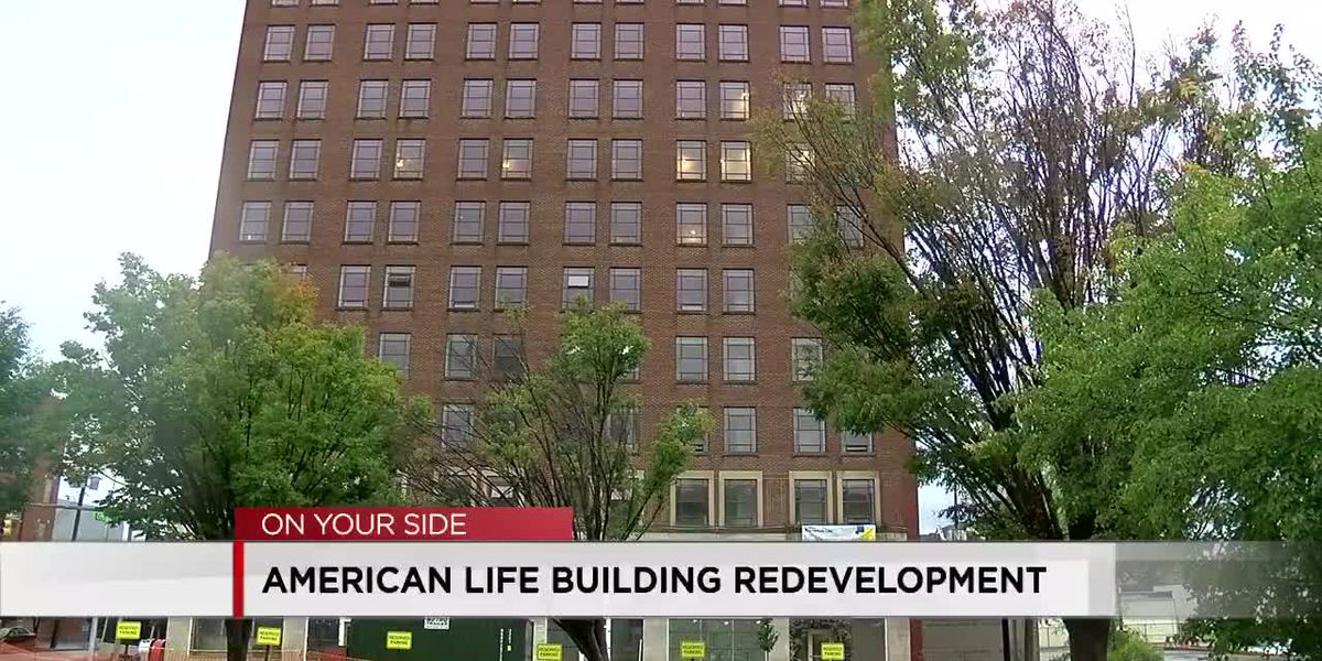 American Life Building redevelopment
