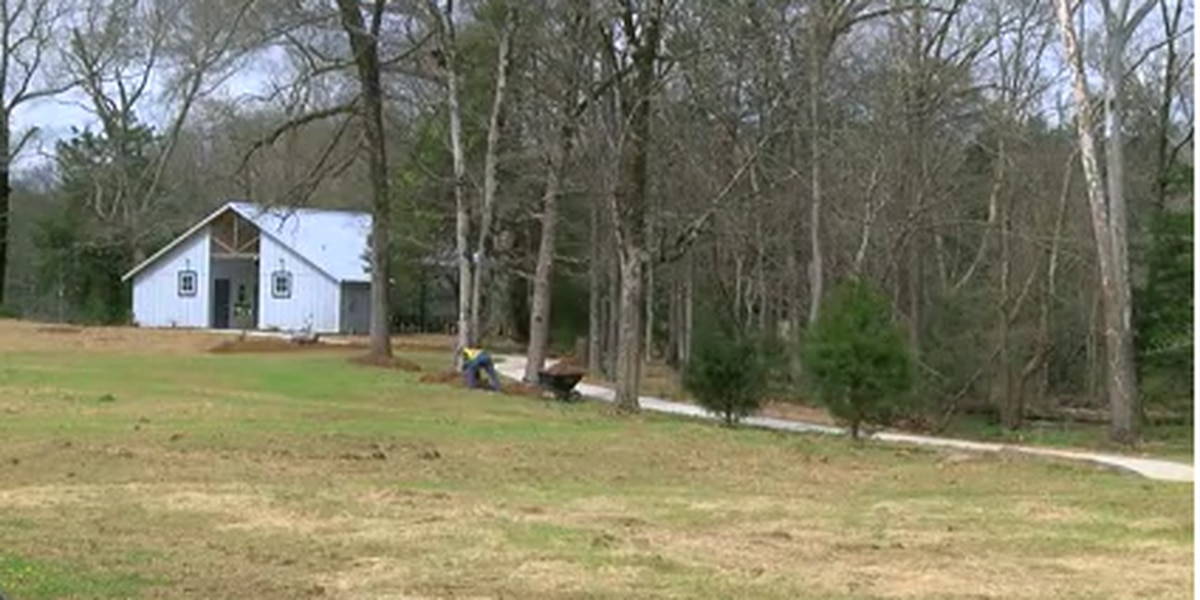 New Montevallo park opens this weekend