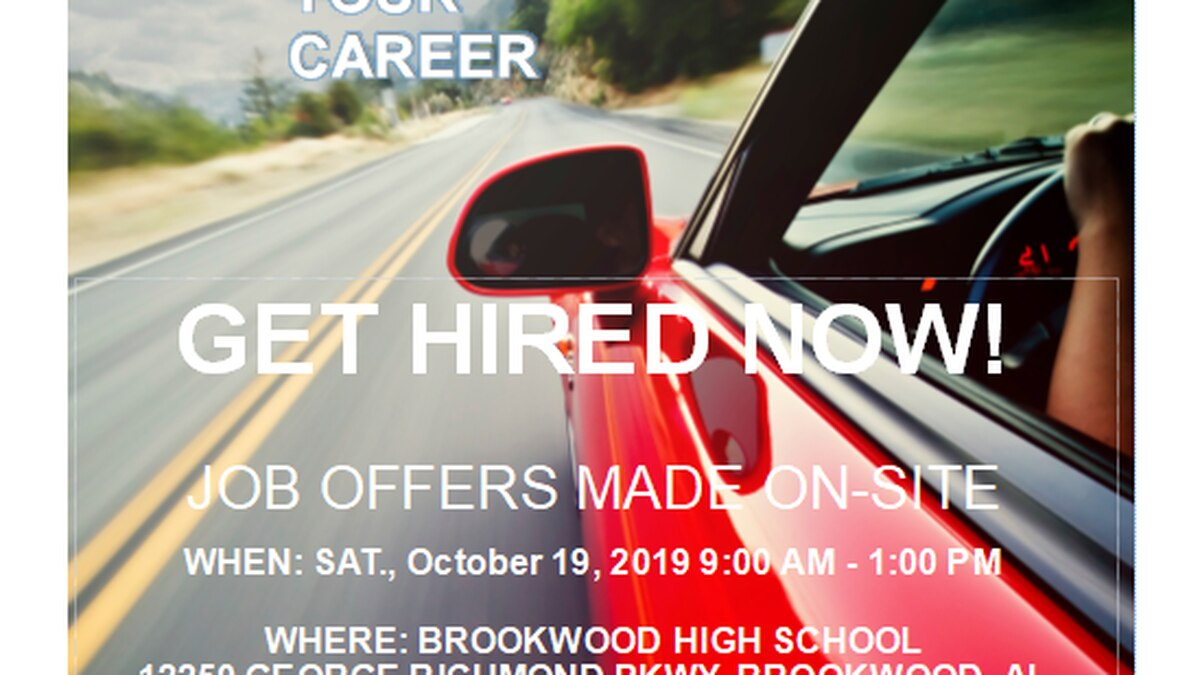 Mercedes supplier Lear hosts job fair Saturday