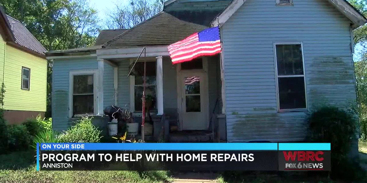 Project Pride aims to help with Anniston home repairs