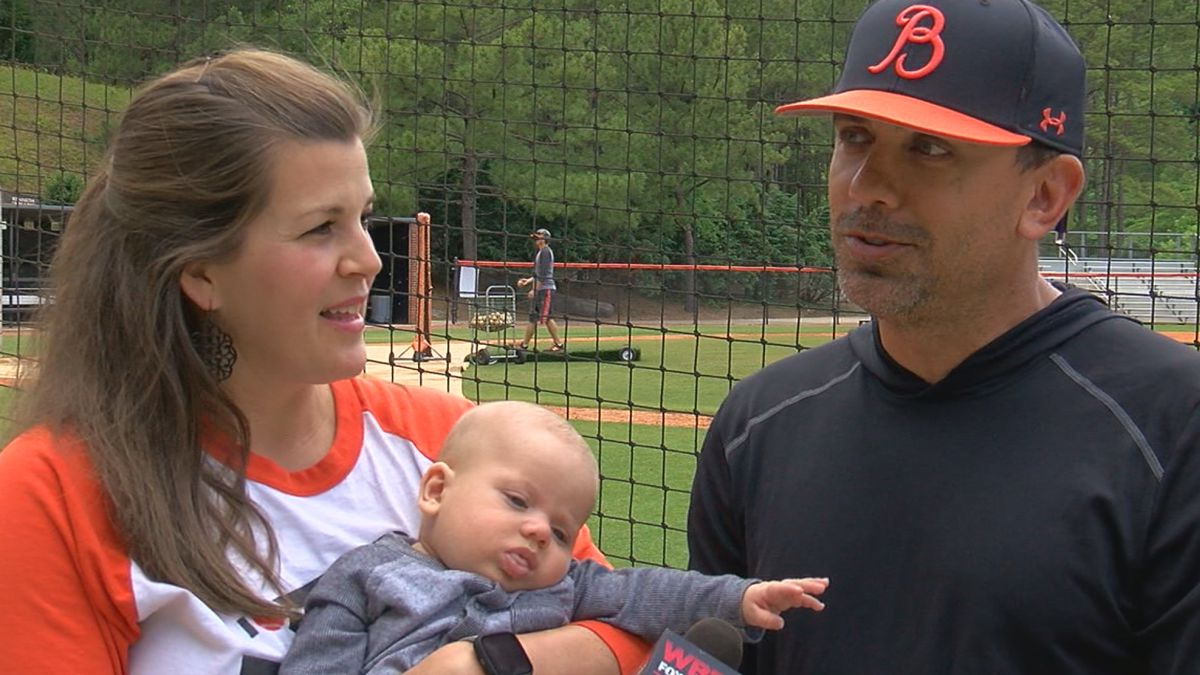 Hoover baseball baby brings winning season