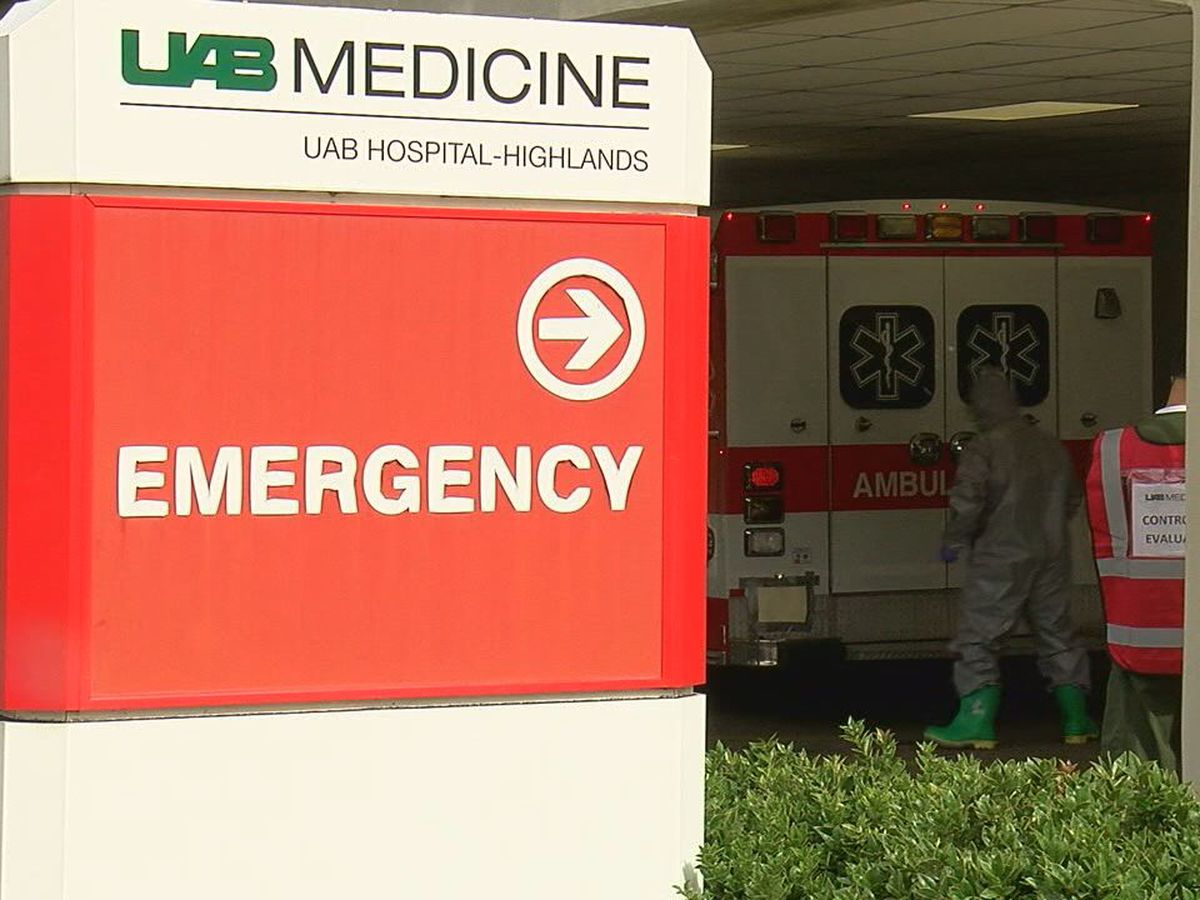 UAB doctors fight fatigue, frustration during COVID-19 pandemic
