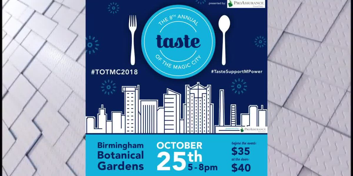 8th Annual Taste of the Magic City
