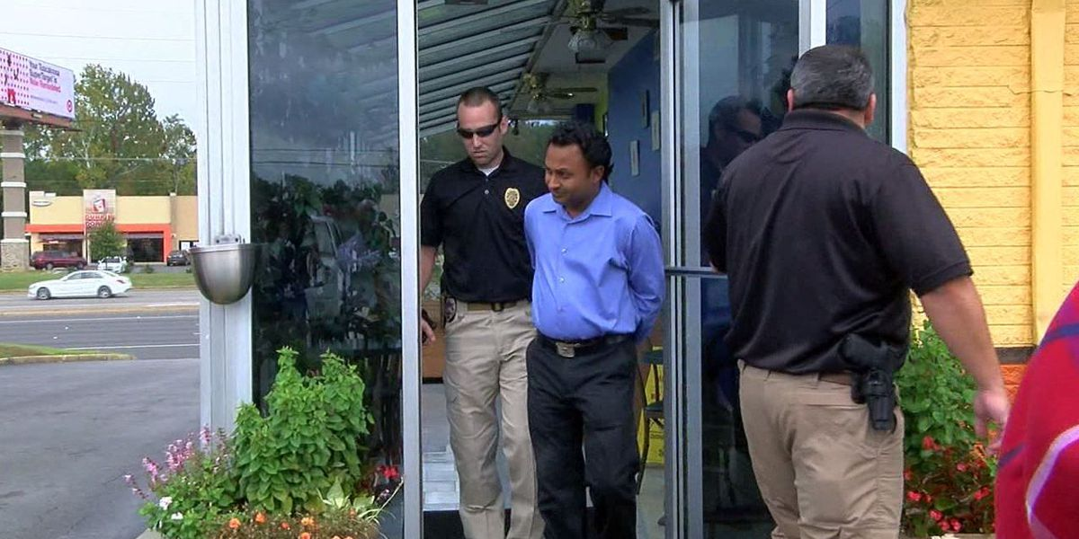 Tuscaloosa PD arrests motel owner for promoting prostitution
