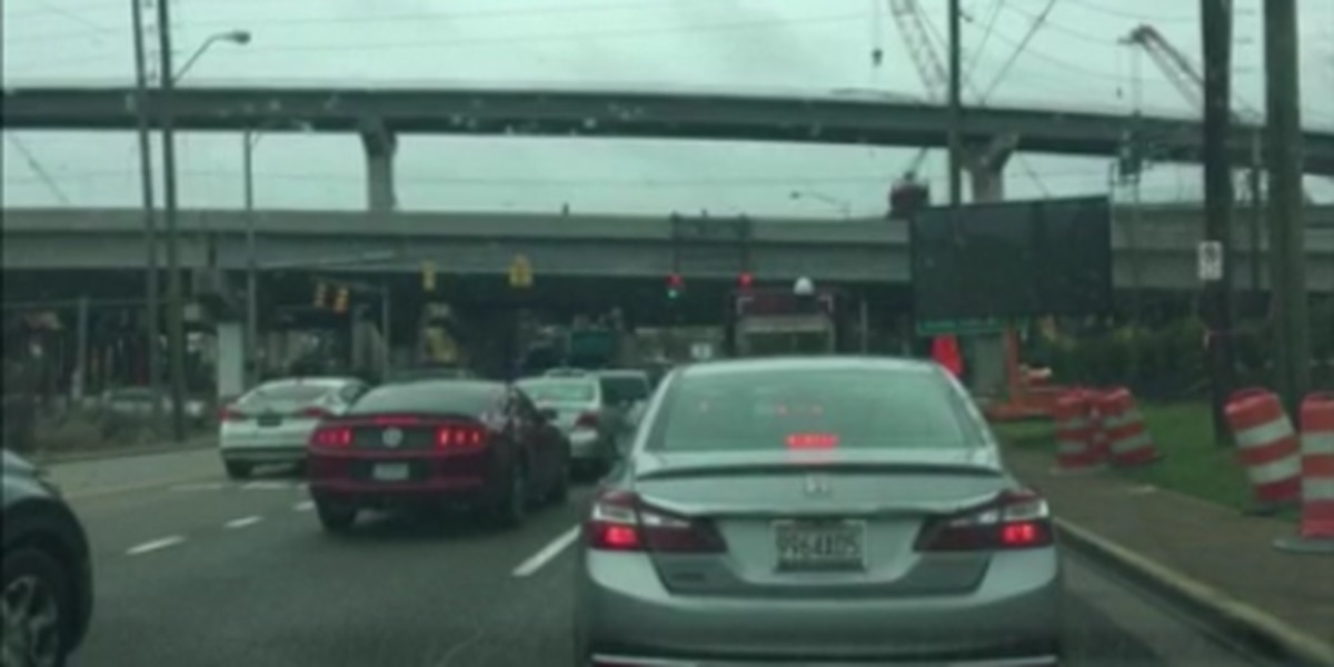 Drivers not happy with I-59/20 bridge delays