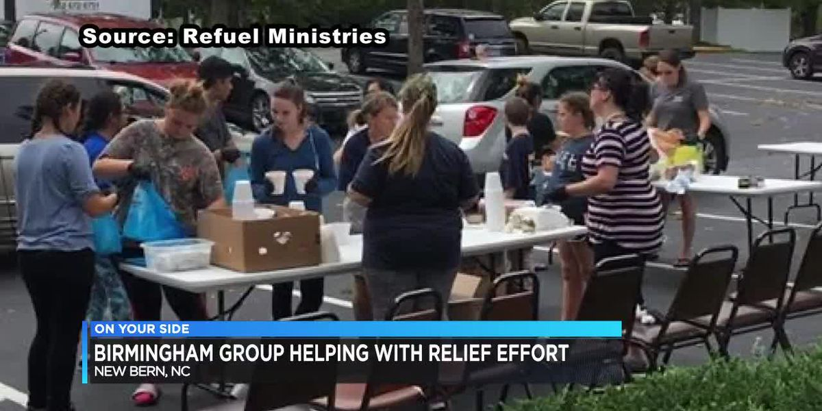 Refuel Ministries helps Hurricane Florence relief efforts in NC