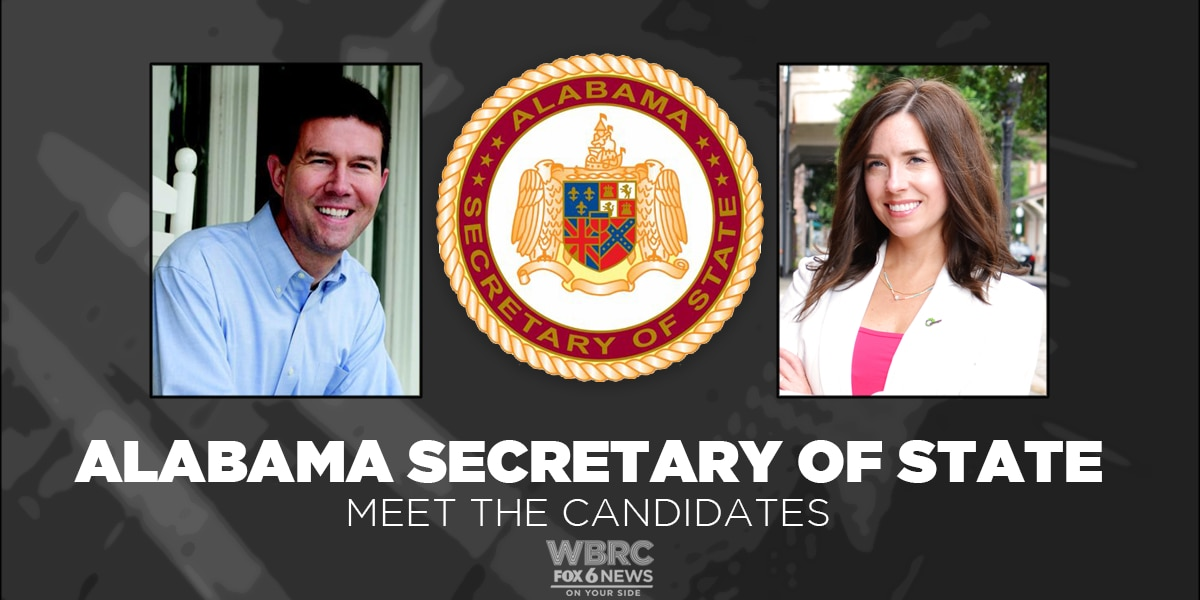 Alabama Secretary of State: Meet the Candidates