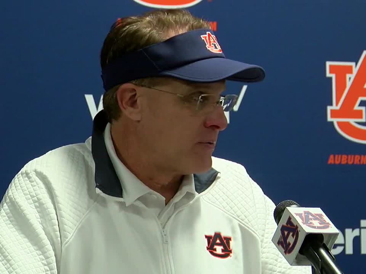 Malzahn talks COVID-19 and the Auburn football program