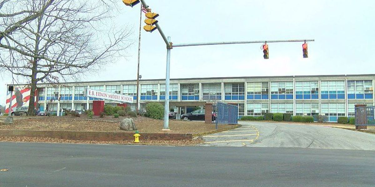 Erwin Middle School moving to remote learning