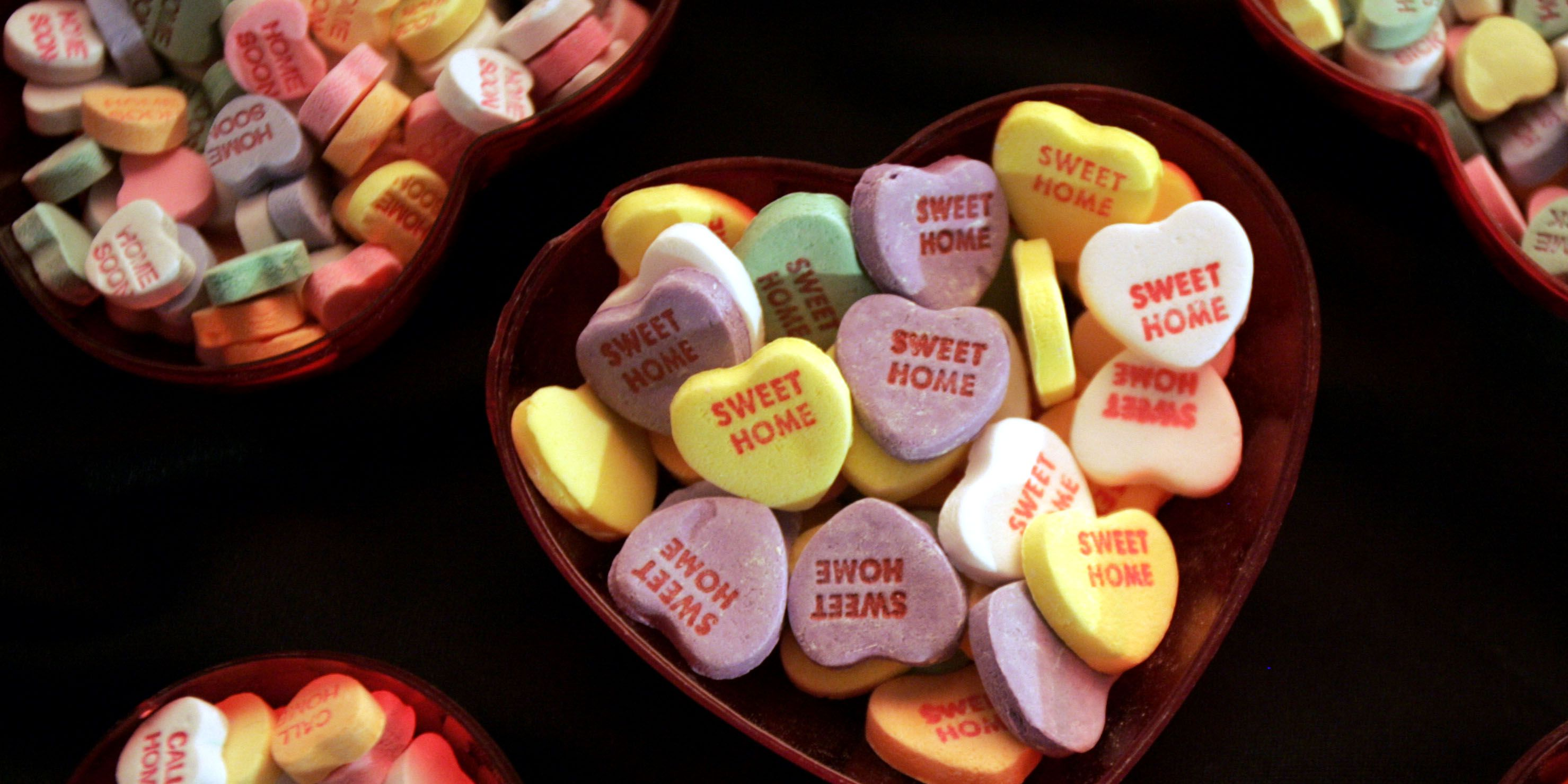 So long, Sweethearts: Candy hearts not available for Valentine's Day