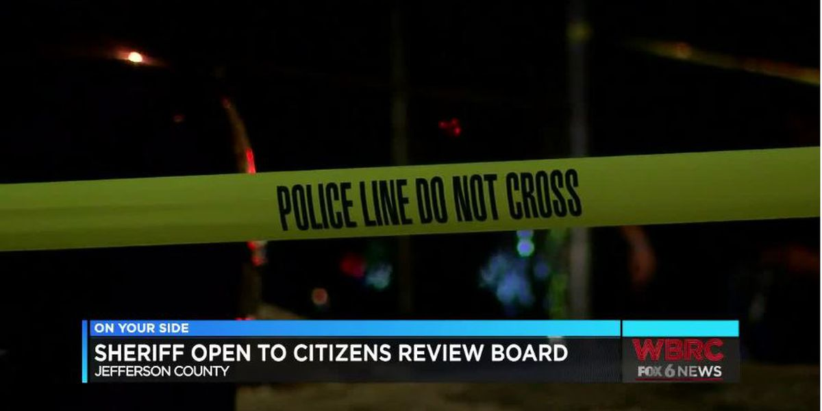 Does law enforcement need a citizen review board?