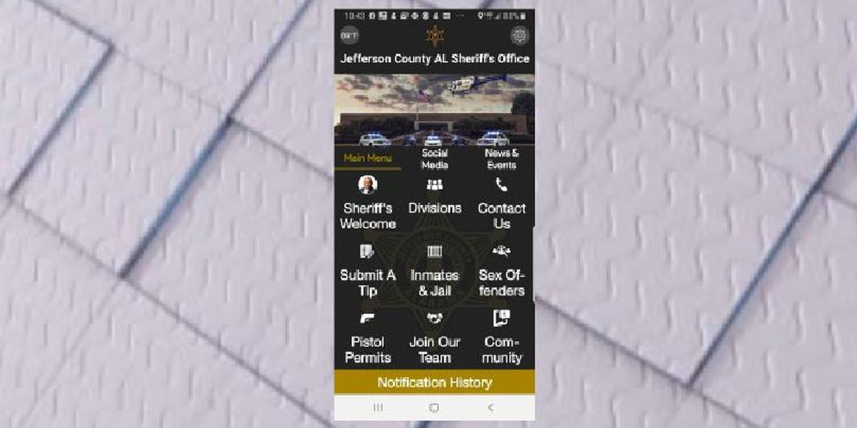 Jefferson County Sheriff's Office releases new app