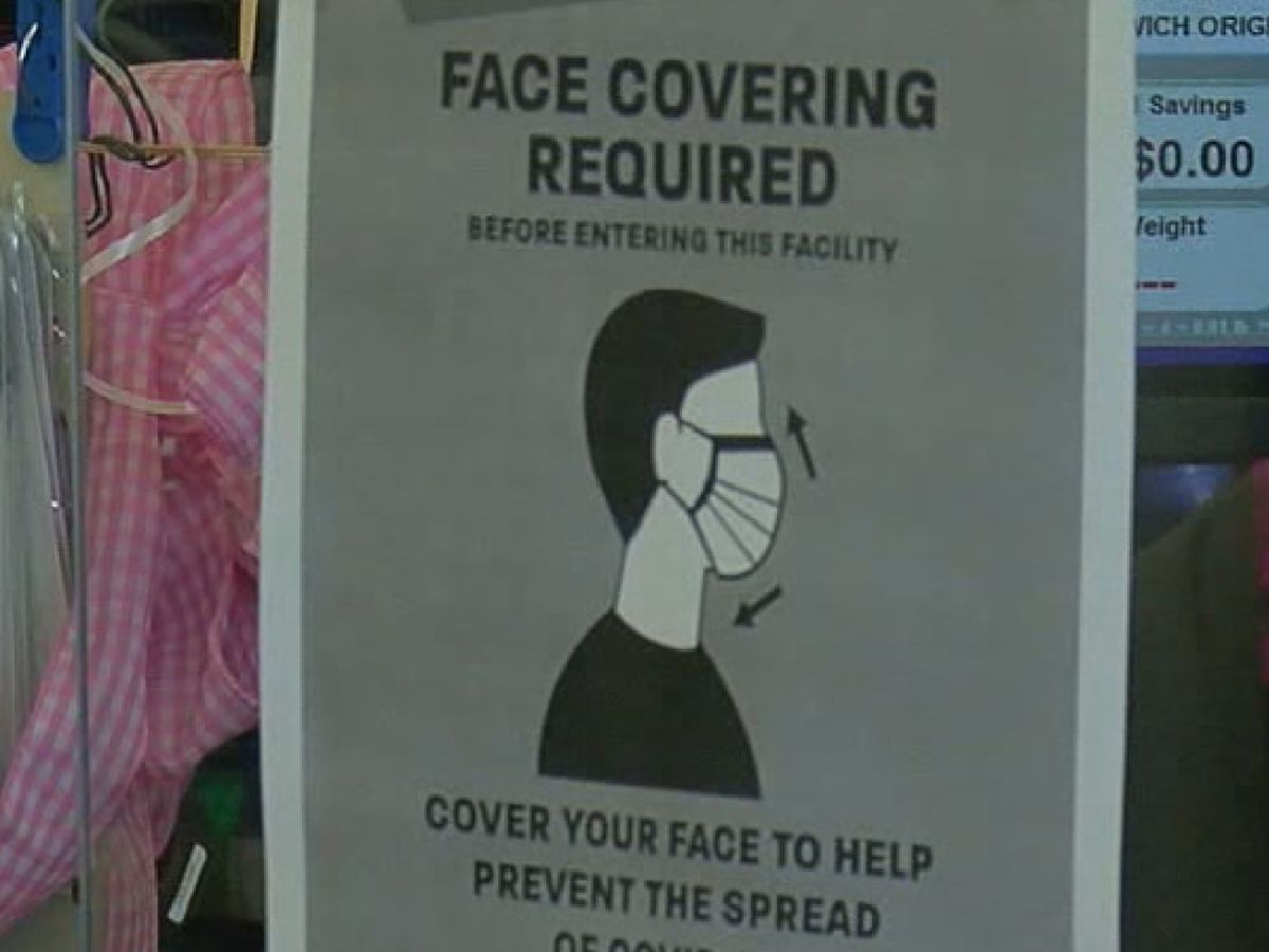 Birmingham continues to enforce face covering requirement