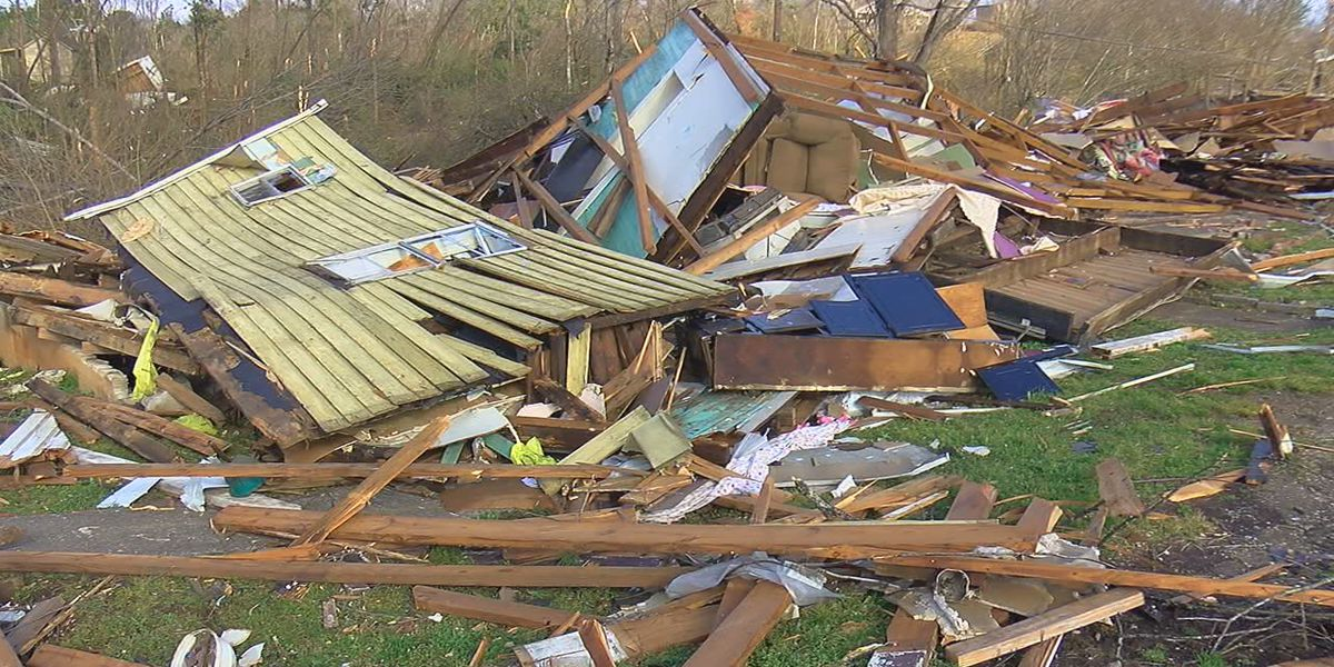 What happens to all the storm debris?