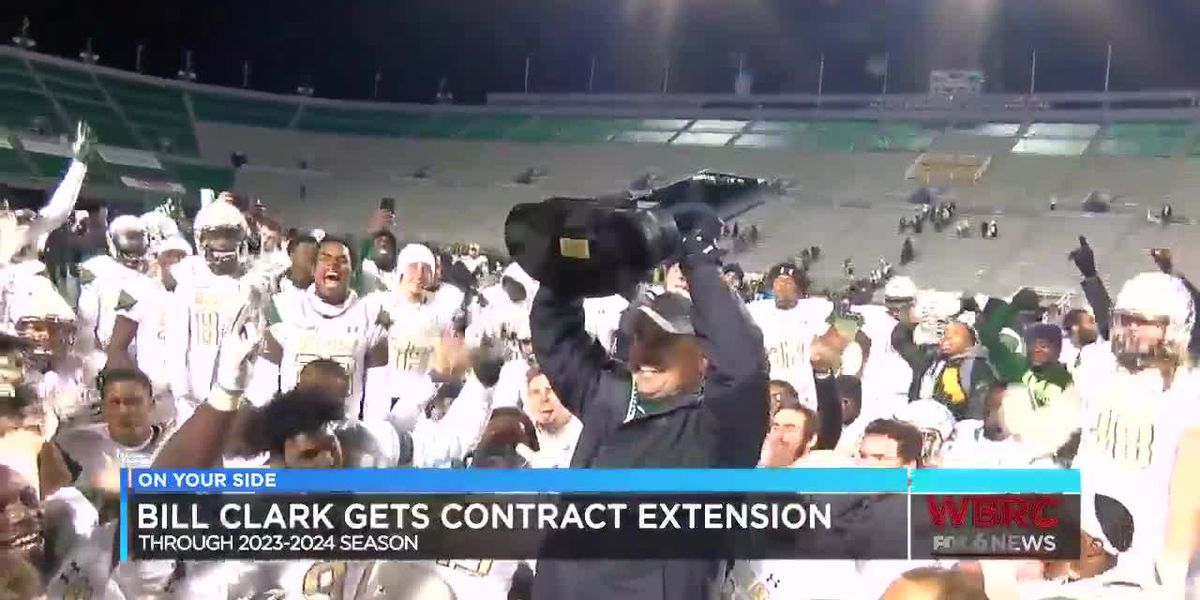 UAB Coach Bill Clark gets contract extension