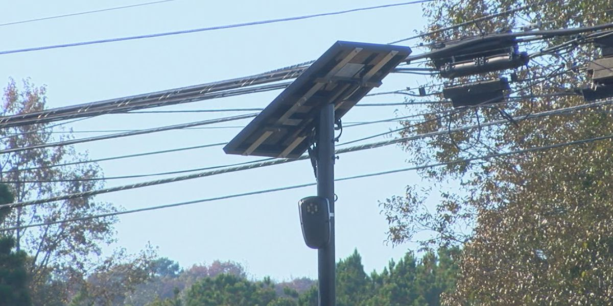 License plate readers installed around Moody to solve, prevent crimes
