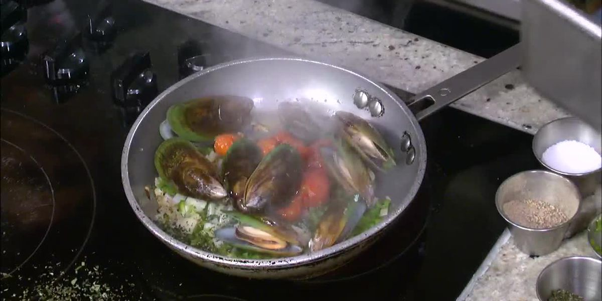 Roots and Revelry: Linguine and Mussels