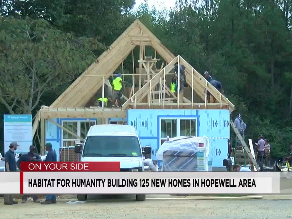 Birmingham's Habitat for Humanity helping make home ownership a reality for dozens of families
