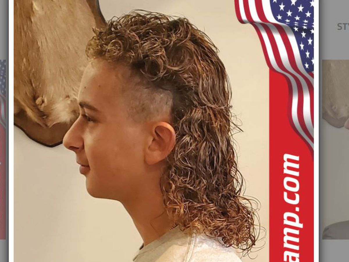 Alabama teen makes the Top 10 in USA Kids Mullet Championships