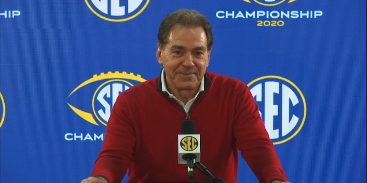 Nick Saban on retirement: 'I want to continue to do it as long as I can'