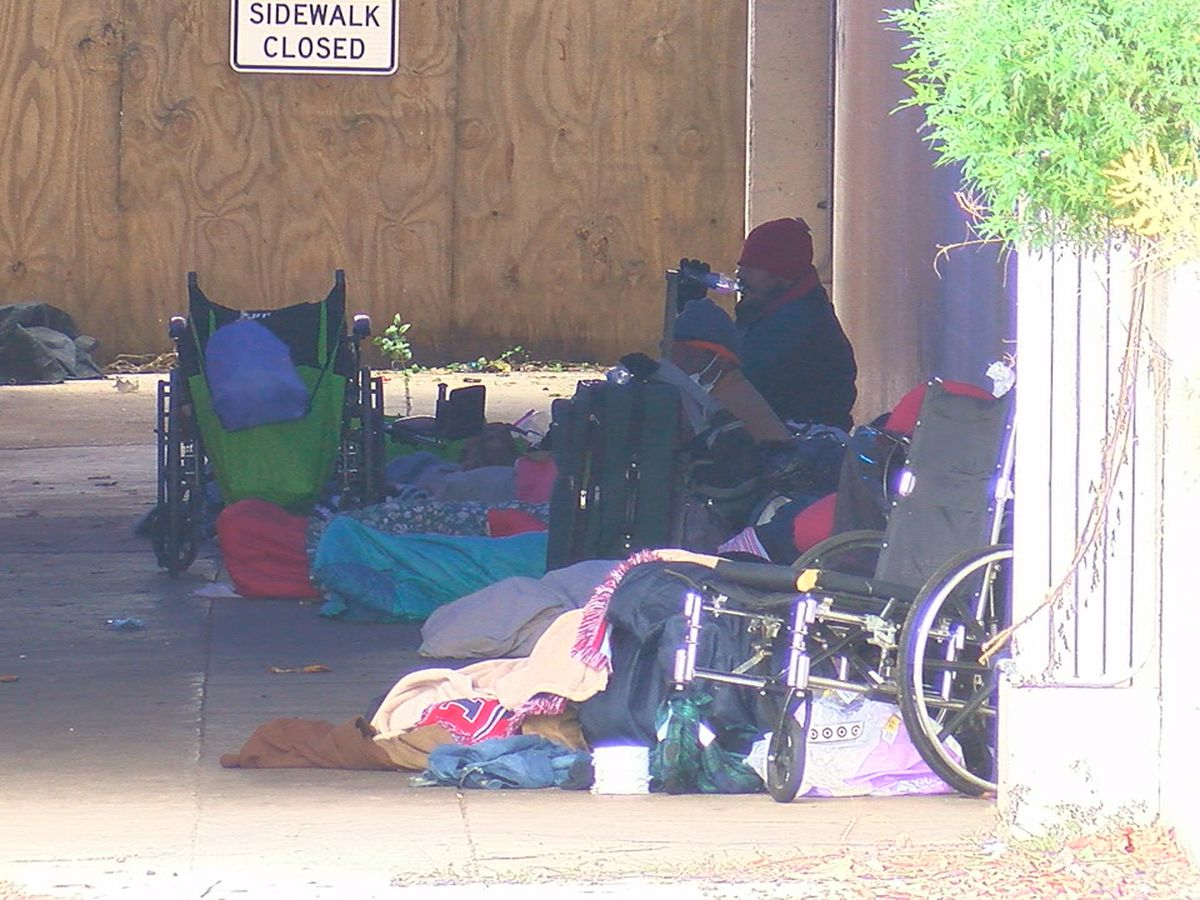 Firehouse Ministries sees increase in people seeking shelter