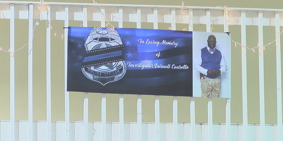 Tuscaloosa FOP honors fallen officer at Christmas dinner