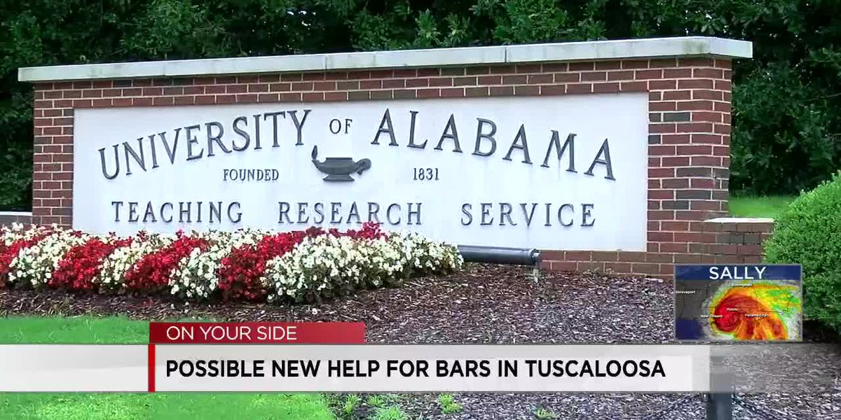 Tuscaloosa City Council approves COVID-19 relief package for bars