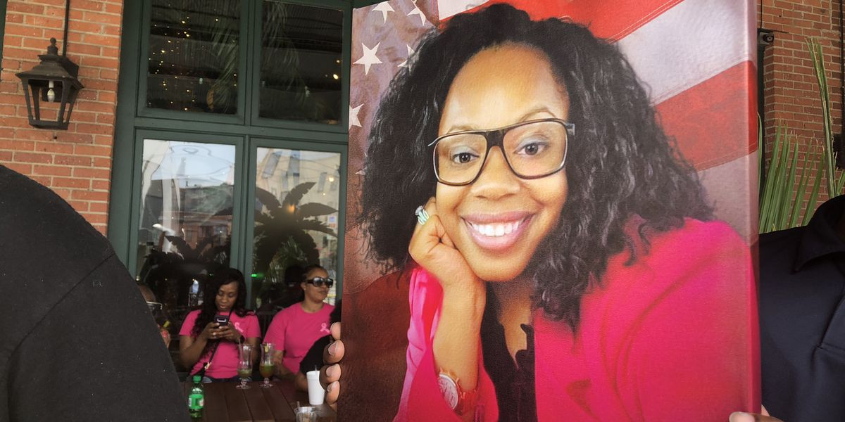 Veterans recognize Tuscaloosa soldier who died in 2019 from breast cancer