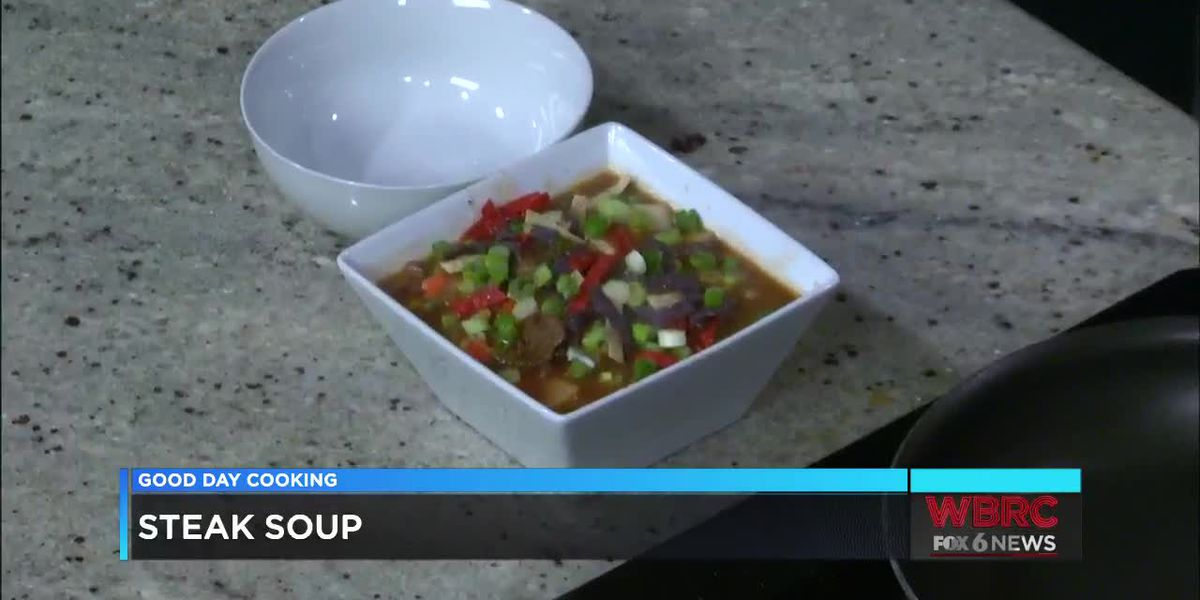 Chef Donnell Johnson: Steak Soup
