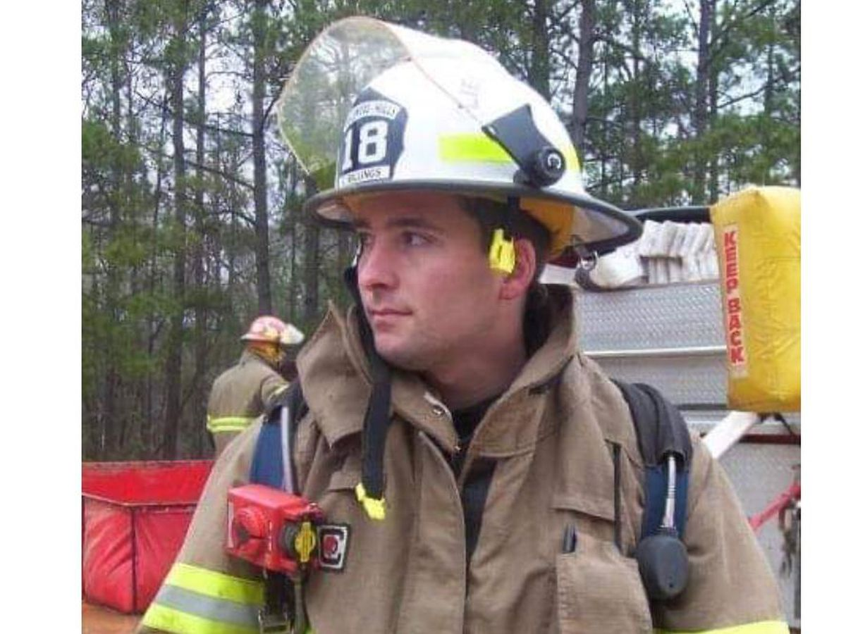 Tuscaloosa firefighter returns home to recover from coronavirus