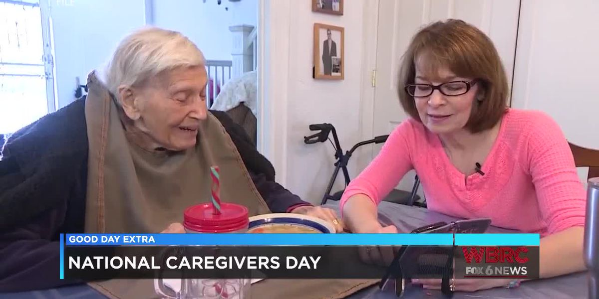 Today is National Caregivers Day