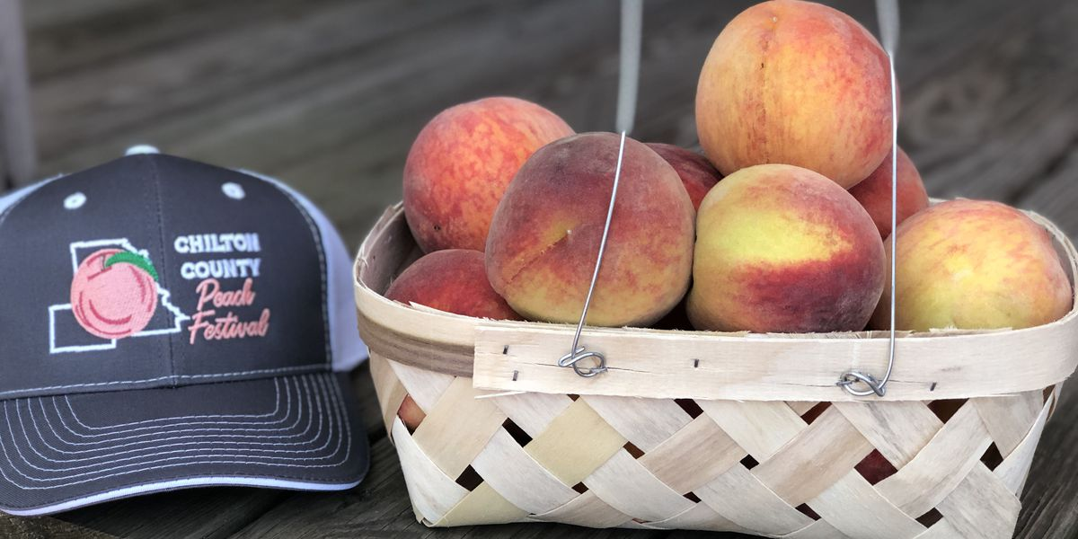 Celebrating Peaches: Chilton County Peach Festival has something for everyone