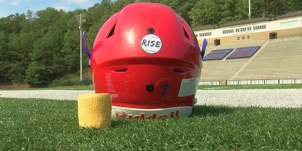 Vestavia Hills, Mountain Brook going gold for childhood cancer