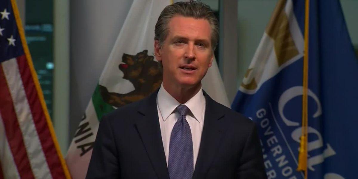 California loans 500 ventilators to 4 states, 2 territories
