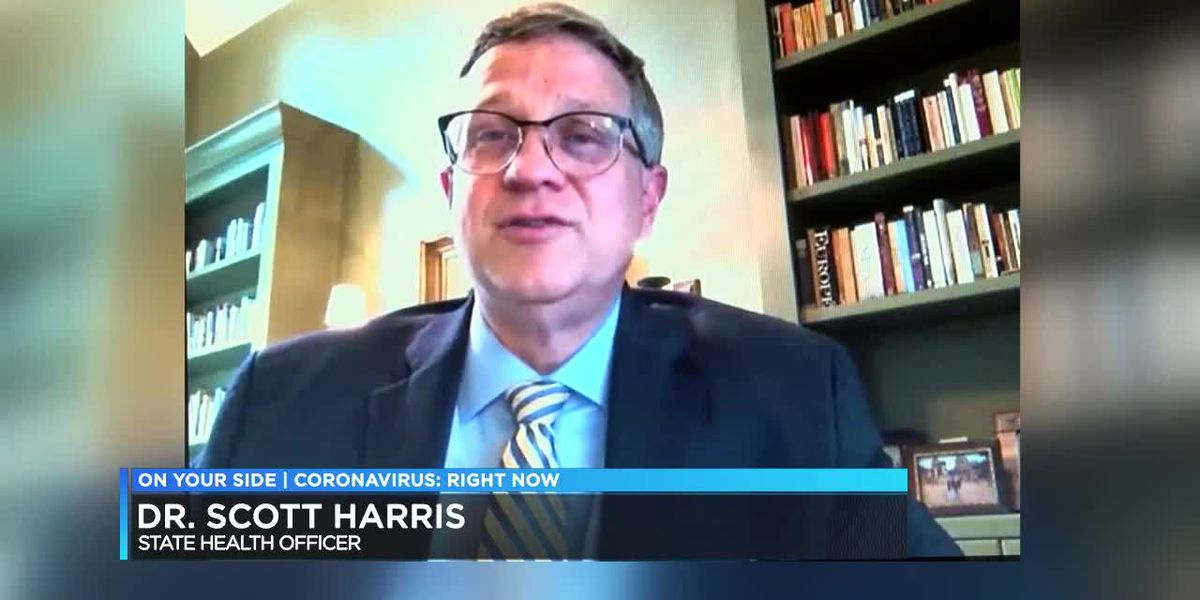 Dr. Harris on current COVID-19 status