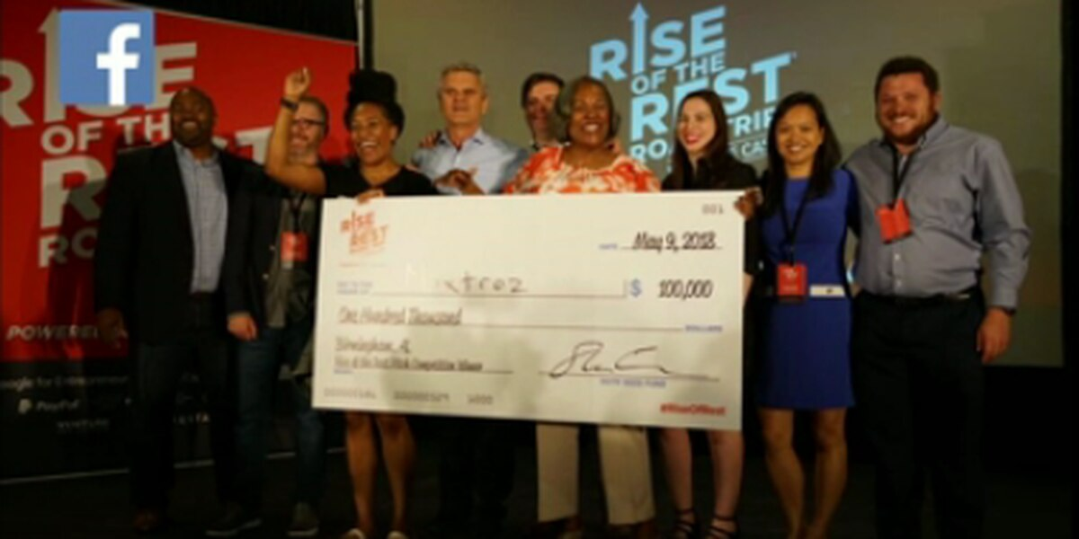 Mother-daughter duo wins $100,000 investment for their start-up app