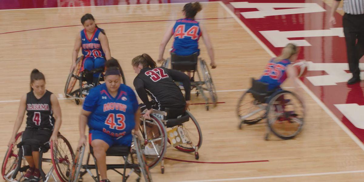 Alabama Women's Wheelchair Basketball Team wins NWBA National Championship